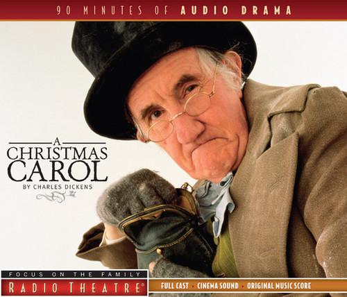 Radio Theatre: A Christmas Carol (Digital)