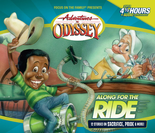 Adventures in Odyssey #43: Along for the Ride (Digital)