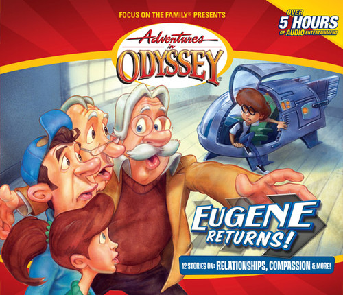 Adventures in Odyssey #44: Eugene Returns! (Digital)