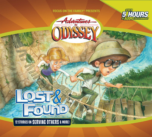 Adventures in Odyssey #45: Lost and Found (Digital)
