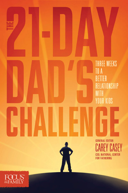The 21-Day Dad's Challenge (Digital)