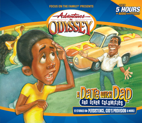 Adventures in Odyssey #46: A Date with Dad (and Other Calamities) (Digital)