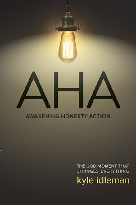 AHA: Awakening. Honesty. Action: The God Moment That Changes Everything