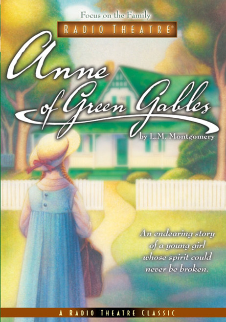 Radio Theatre: Anne of Green Gables (Digital)