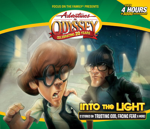 Adventures in Odyssey #47: Into the Light (Digital)
