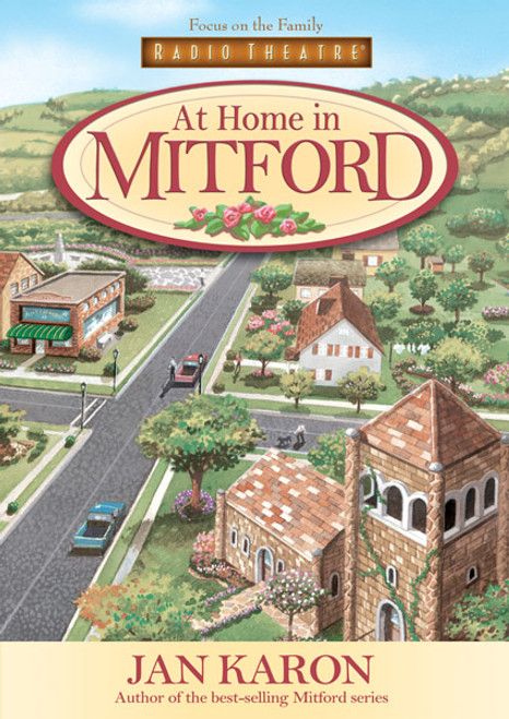 Radio Theatre: At Home in Mitford (Digital)