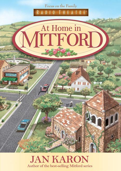 Radio Theatre: At Home in Mitford (Digital)
