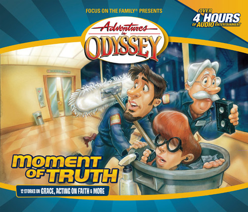 Adventures in Odyssey #48: Moment of Truth (Digital)