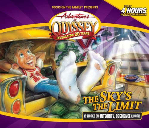 Adventures in Odyssey #49: The Sky's the Limit (Digital)