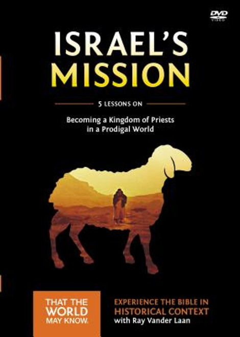 That the World May Know #13: Israel's Mission DVD