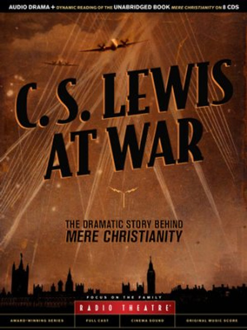 Radio Theatre: C.S. Lewis at War (Digital)