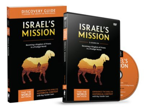 That the World May Know #13: Israel's Mission DVD + Guide