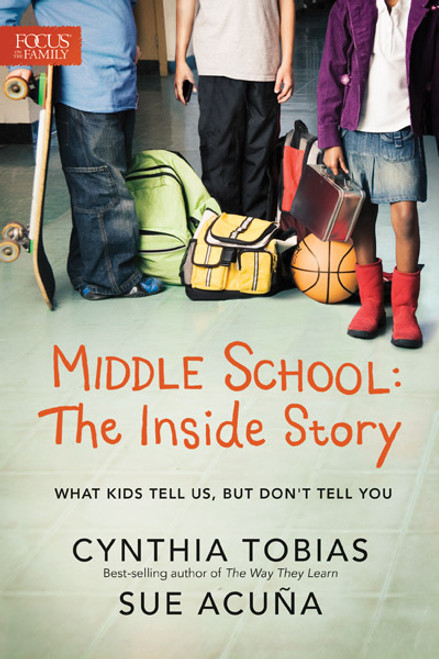 Middle School: The Inside Story (Digital)