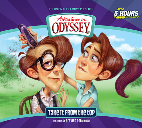 Adventures in Odyssey #51: Take It from the Top (Digital)