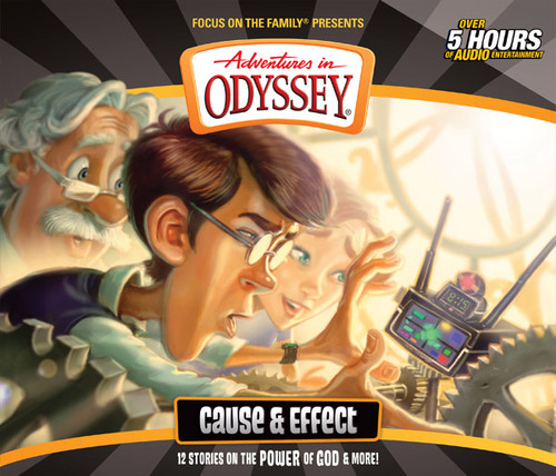 Adventures in Odyssey #52: Cause and Effect (Digital)
