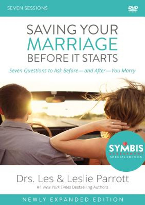 Saving Your Marriage Before It Starts: A DVD Study