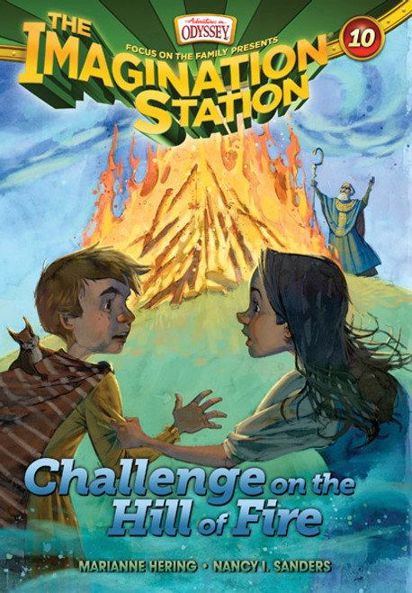 Adventures in Odyssey Imagination Station #10: Challenge on the Hill of Fire (Digital)