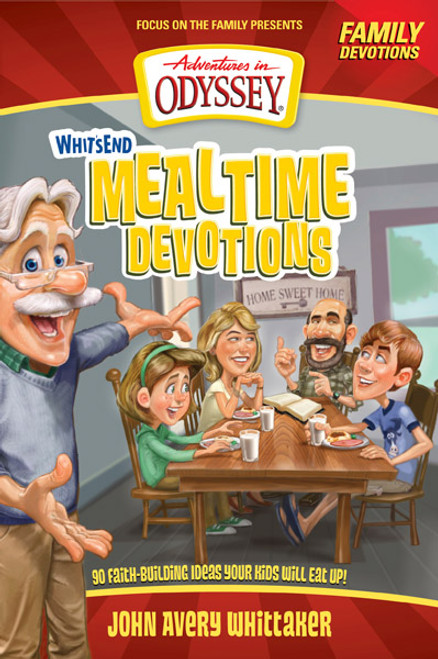 Adventures in Odyssey Whit's End Mealtime Devotions (Digital)