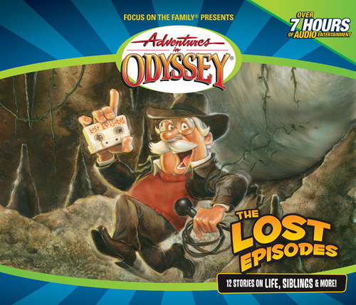 Adventures in Odyssey #00: The Lost Episodes (Digital)