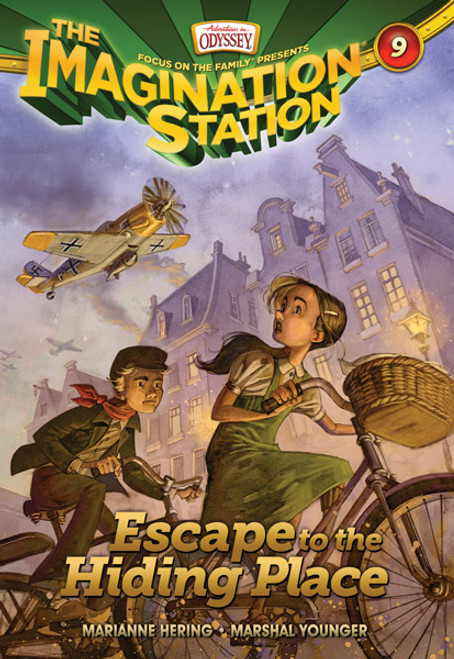 Adventures in Odyssey Imagination Station #09: Escape to the Hiding Place (Digital)