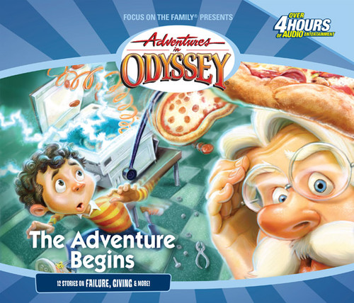 Adventures in Odyssey #01: The Adventure Begins (Digital)