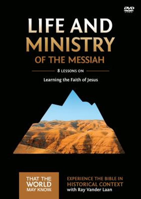 That the World May Know #03: Life and Ministry of the Messiah DVD