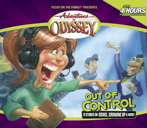 Adventures in Odyssey #40: Out of Control