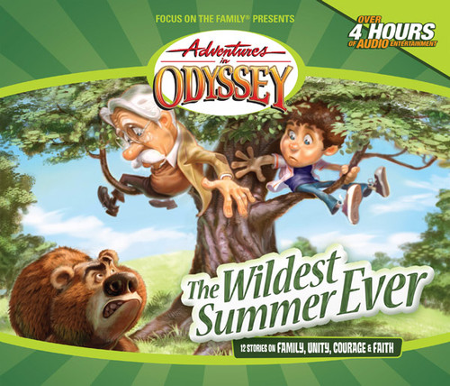 Adventures in Odyssey #02: The Wildest Summer Ever (Digital)