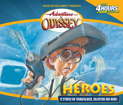 Adventures in Odyssey #03: Heroes (Digital)