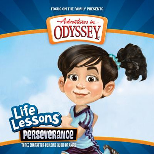 Adventures in Odyssey: Life Lessons #06: Perseverance