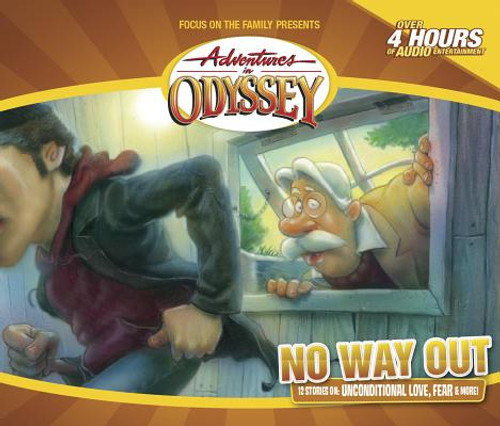 Adventures in Odyssey #42: No Way Out