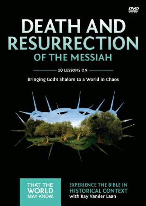 That the World May Know #04: Death and Resurrection of the Messiah DVD