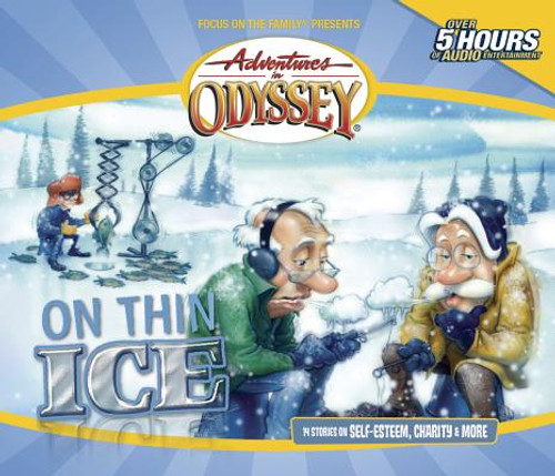 Adventures in Odyssey #07: On Thin Ice