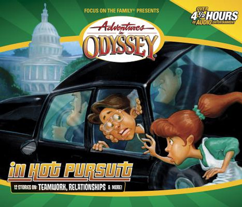 Adventures in Odyssey #41: In Hot Pursuit