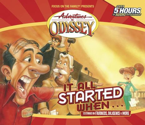 Adventures in Odyssey #13: It All Started When