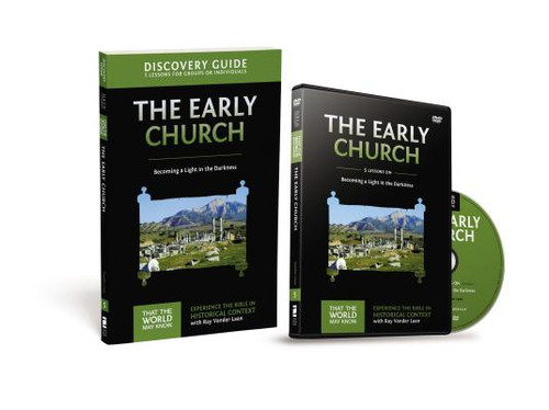 That the World May Know #05: The Early Church DVD + Guide