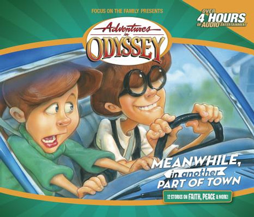Adventures in Odyssey #14: Meanwhile, in Another Part of Town