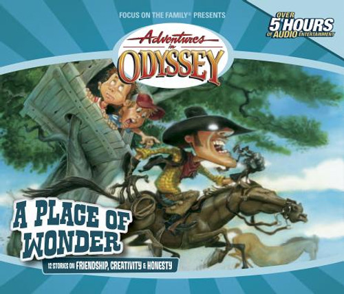 Adventures in Odyssey #15: A Place of Wonder