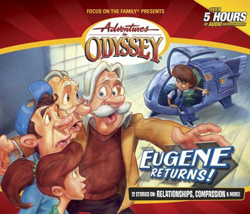 Adventures in Odyssey #44: Eugene Returns!