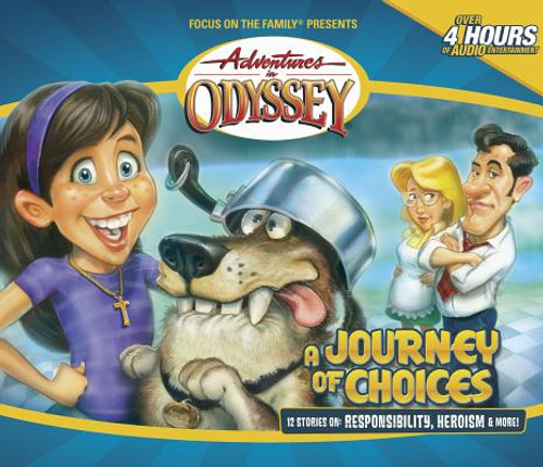 Adventures in Odyssey #20: Journey of Choices