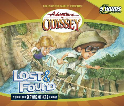 Adventures in Odyssey #45: Lost and Found