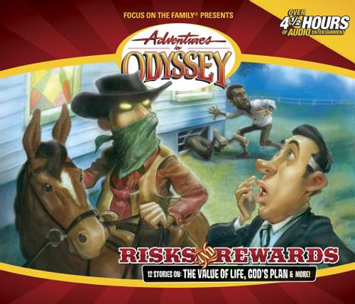 Adventures in Odyssey #24: Risks and Rewards