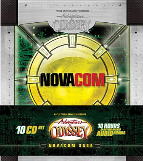 Adventures in Odyssey: The Novacom Saga