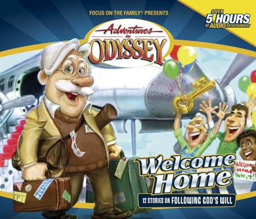 Adventures in Odyssey #28: Welcome Home!