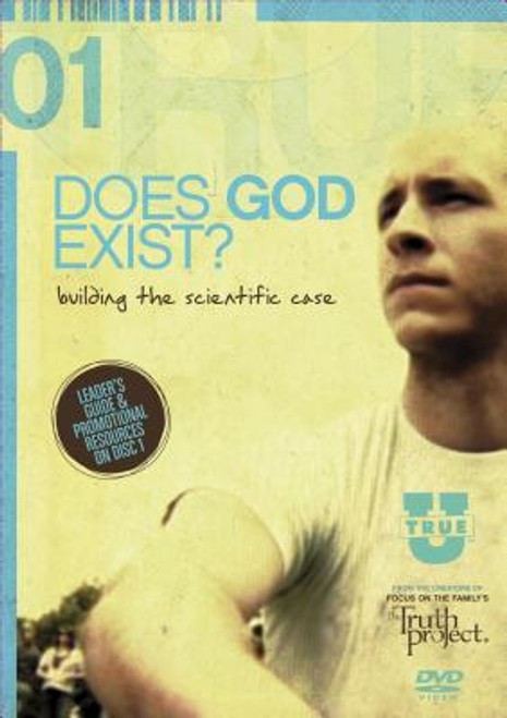 TrueU #1: Does God Exist? Kit: Building the Scientific Case [With 2 DVDs]