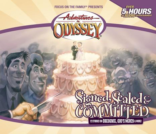 Adventures in Odyssey #29: Signed, Sealed, and Committed