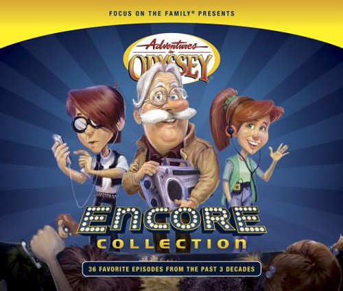 Adventures in Odyssey: Encore Collection