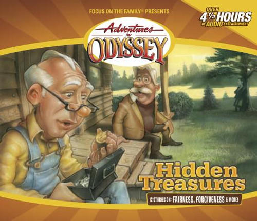 Adventures in Odyssey #32: Hidden Treasures