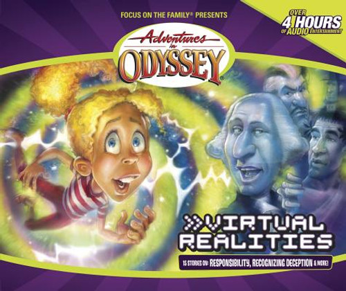 Adventures in Odyssey #33: Virtual Realities