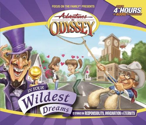 Adventures in Odyssey #34: In Your Wildest Dreams